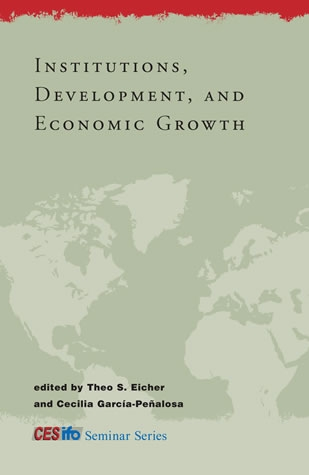 institution, development and economic growth