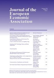 journal of the european economic association
