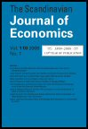 the scandinavian journal of economics